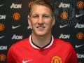 Манчестер Юнайтед объявил о подписании контракта со Швайнштайгером