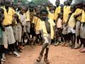 Как нам повезло, или чем играют в футбол дети Африки
