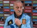 Тренер сборной Испании: У нас остались приятные воспоминания об Украине