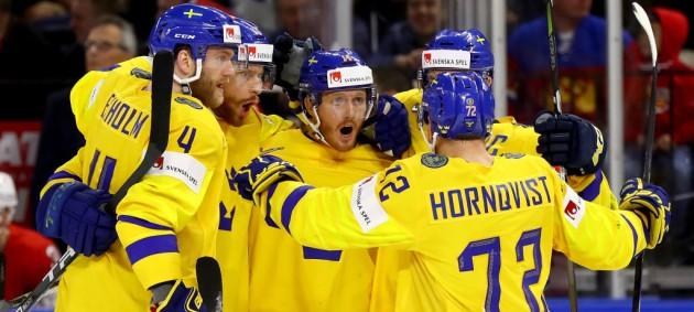 Швеция выиграла ЧМ-2018 по хоккею