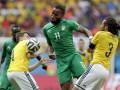 Чемпионат мира: Колумбия переигрывает Кот-д'Ивуар