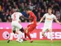 Бавария не сумела обыграть Лейпциг