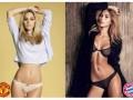 Манчестер Юнайтед - Бавария: Чьи девушки и жены красивее (ФОТО)