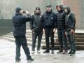 Футболисты Шахтера прогулялись по городскому парку Львова