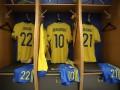 Стали известны стартовые составы на матч Италия – Швеция
