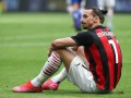Ибрагимович пропустит остаток сезона из-за травмы
