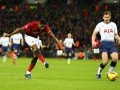 Манчестер Юнайтед одержал победу над Тоттенхэмом