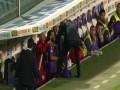 Тренера Фиорентины уволили за избиение своего футболиста