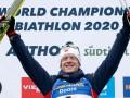 Биатлон: Йоханнес Бе выиграл спринт, Пидручный - в топ-20