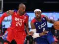 Впервые в истории NBA в Матче звезд не сыграет ни одного белого