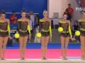 Украинские гимнастки завоевали серебро на Универсиаде