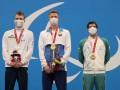 Вирченко стал серебряным призером Паралимпиады-2020 в плавании