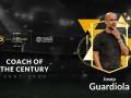 Гвардиола - лучший тренер века