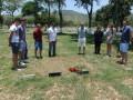 Представители Шахтера почтили память своего игрока, погибшего год назад
