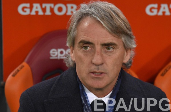 Манчини может стать новым тренером Арсенала