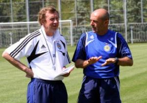 Семин: Хотелось бы повторить с Динамо 2008-й год