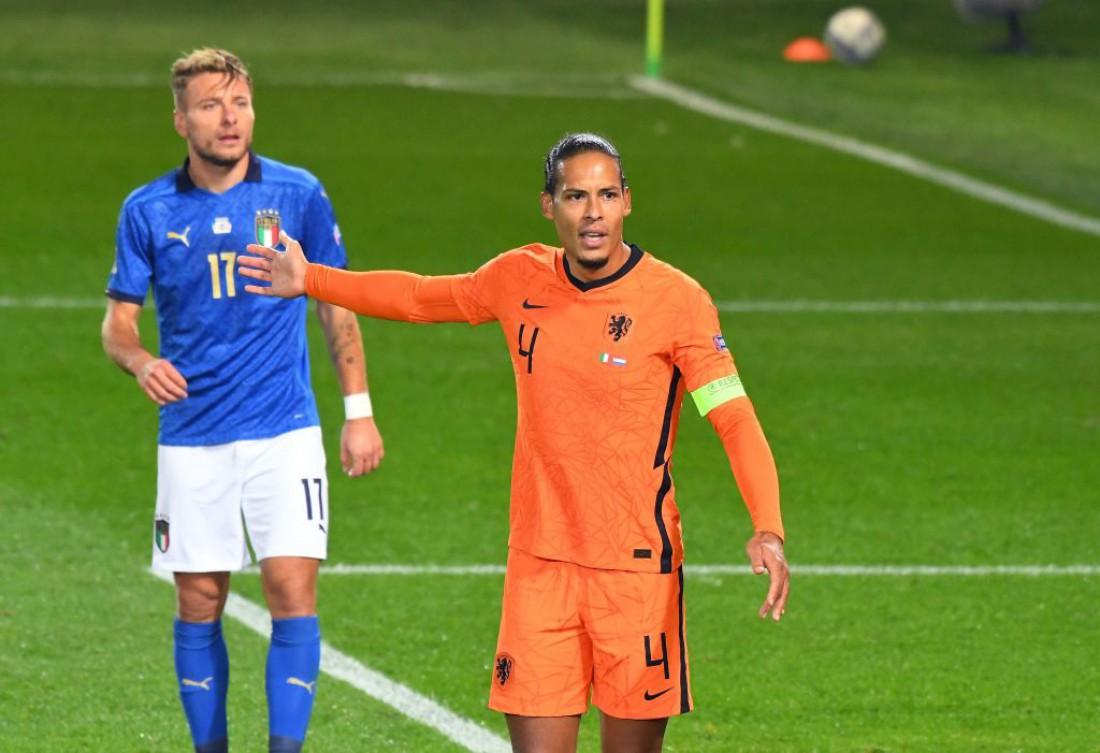 Италия - Нидерланды: видео голов и обзор матча