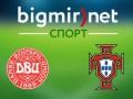 Дания - Португалия - 0:1 трансляция матча отбора на Евро-2016
