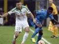 Сент-Этьен - Интер: Видео онлайн трансляция матча Лиги Европы