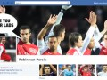 Тонкий троллинг. Журналисты высмеивают решение ван Перси уйти из Арсенала