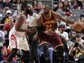 Харден и ЛеБрон попали в первую символическую пятерку НБА сезона-2017/18