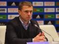 Динамо Киев - Эвертон: Смотреть онлайн пресс-конференцию Реброва и Мартинеса