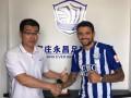 Полузащитник Днепра Матуес продолжит карьеру в Китае