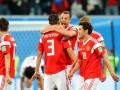 Россия разобралась с Египтом и практически вышла в плей-офф ЧМ-2018