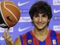 Рубио вновь признан лучшим молодым игроком Европы
