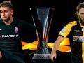 Стали известны стартовые составы на матч Лиги Европы Заря - АЕК