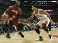 NBA: Чикаго дома побеждает Майами