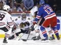 НХЛ: Детройт обыграл Оттаву, Чикаго разгромил Рейнджерс