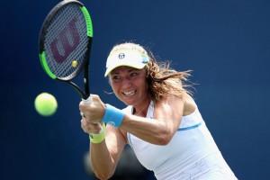 Бондаренко после неудачи в одиночном турнире вышла в парный четвертьфинал в Монтеррее