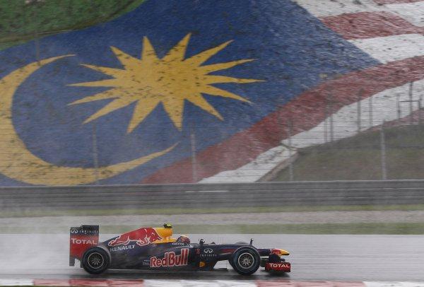 Для Феттеля Гран-при Малайзии стал провалом