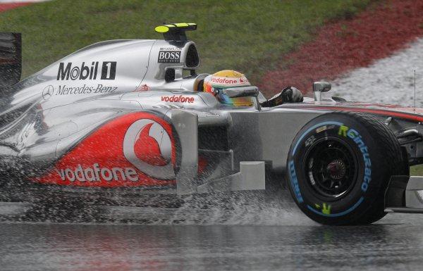 Болид McLaren