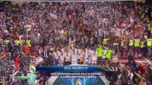 Счастье игроков Реала