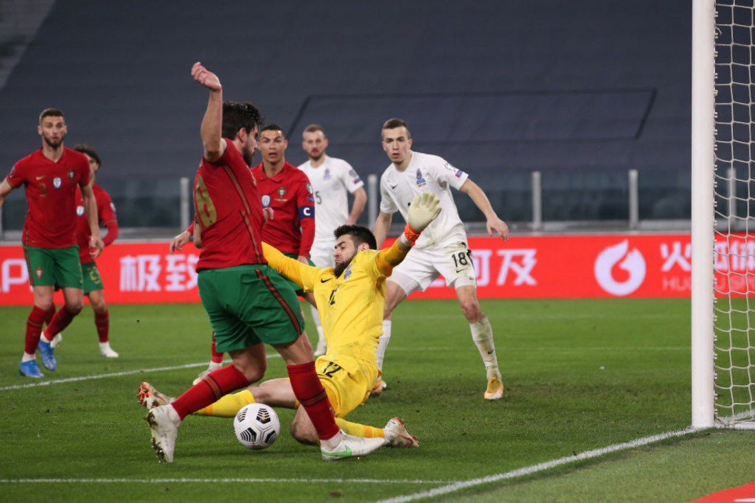 Португалия - Азербайджан