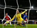 Феноменальный двойной рикошет, которым Челси отправил мяч в свои ворота