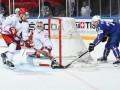 Франция - Беларусь 4:3 Видео шайб и обзор матча ЧМ по хоккею