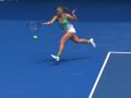Удар белорусской теннисистки признали самым эффектным за день на Australian Open