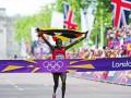 Олимпийский марафон выиграл угандец