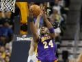 Коби Брайант вошел в пятерку самых результативных игроков в истории NBA