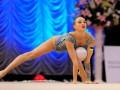Гимнастка из Крыма принесла Украине