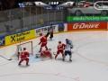 Финляндия - Дания 5:1 Видео шайб и обзор матча чемпионата мира