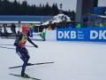 Биатлон: Кузьмина выиграла спринт в Оберхофе, украинки выступили неудачно