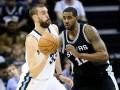 НБА: Сан Антонио обыграл Мемфис, Атланта уступила Торонто