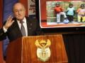 Блаттер: Россия и Катар выбраны ради развития футбола