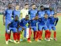Прогноз на матч Франция - Швеция от букмекеров