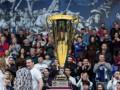 ФБУ определилась с датой Финала четырех Кубка Украины по баскетболу