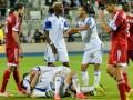 Евро-2016: 15 футболистов сборной Люксембурга отравились перед матчем с белорусами